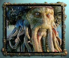 Davy Jones and frame by arcitenens