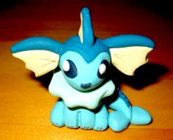 Vaporeon Sculpture - For Sale by Rashasa