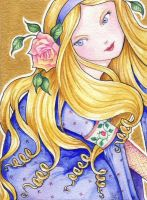 Little Briar Rose by ShannonValentine