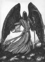 Angel of Death: Your Name Here by patrickianmoss