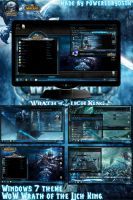 WoW Wrath of Lich King theme by poweredbyostx