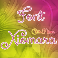 +Font Xiomara by CataMixer3323