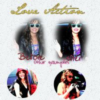 Love action by aboutdemetria