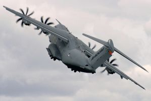 Airbus A400M by Alexgeorge14