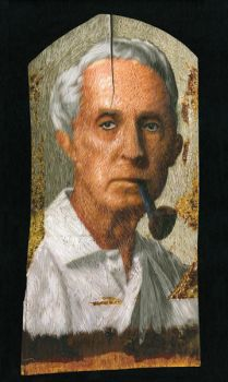 Norman Rockwell by CarmeloHernando