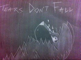 TEARS DONT FALL by Drum-Kal