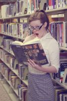 Library Photo Shoot 1 by fairiegrl