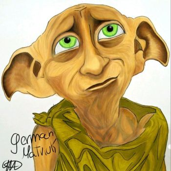 Dobby is a free elf! by GermanMtvk