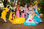 Disney Girls  XD by Aires89