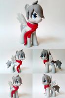 Frosty OC G4 Custom Pony by Oak23