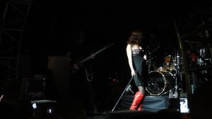Delain at Rio's 02 by DrkHrs