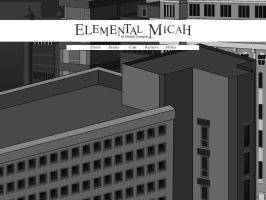 Elemental Micah Website by MHG5