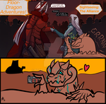 Floor-Dragon Adventures! The Alliance by Pitdragon