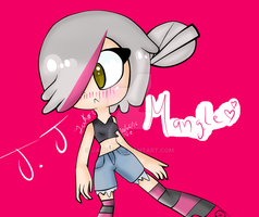 Mangle-FNAFHS-By Jami 365 by Jami365