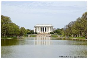 WDC - The Lincoln Memorial by jpgmn