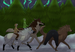 Off to find the next one! by DarkHeartSeer