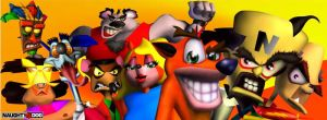 Crash Bandicoot 4 by BrandiSwick227
