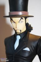Rob Lucci One Piece by Dinara