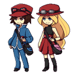 The X and Y by TerrainAKKA