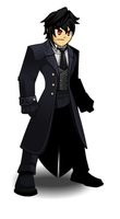 one hell of a butler by The-Architetcer