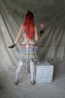 Circus Candy Doll 9 by mizzd-stock