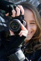 Happy photographer by maryfenja