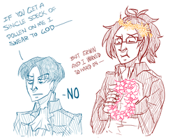 heichou youre ruining it by cheesekind