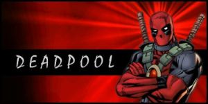 Deadpool Signature by FreelancerTroy