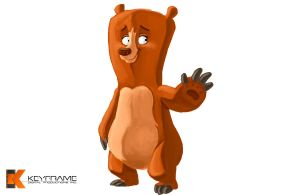 Bear concept by Terryv83