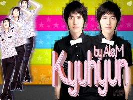 kyuhyun by ale.m by DDLoveEditions