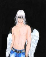 Riku Angel for Mina by Angel-Equinox