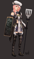 Lightning Return FF Contest : The Flavor by acetea-san