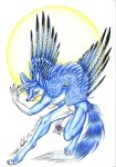 finished Kit_ither featherfox by moonfeather