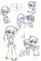 Lil. Blu Doodles X3 by Natsumi-chan0wolf