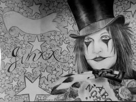 Jinxx - The Mystic by JokerIsMYFreak