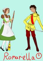 Romarella: the Prince and the Servant by Samstar1990