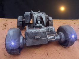 Mars Manned Rover 2 by skphile