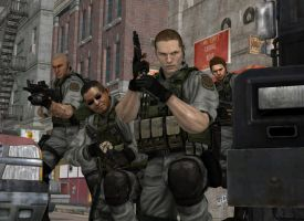 Who's the funky Asian BSAA? by iamthelegion
