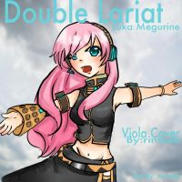 Double Lariat music cover art by rinweb