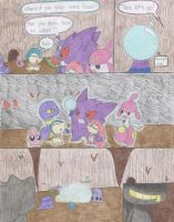 I.9. Monster House Trap_Pg5 by PokreatiaForms