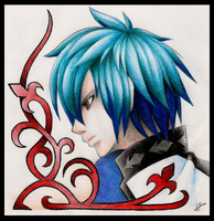 Jellal by MysteryOne617
