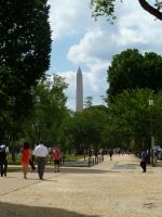 A Day on the National Mall by blackout47