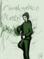 Dumbfoundead - GREEN by todraw