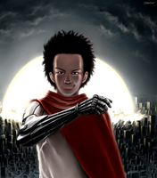 Akira - Tetsuo's Path by OuterKast