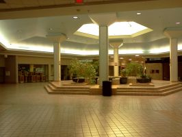 Abandoned Mall Stock 5 by dhbraley