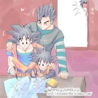 the son family by kotenka1984