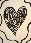 Tribal Heart by thegothickitty33