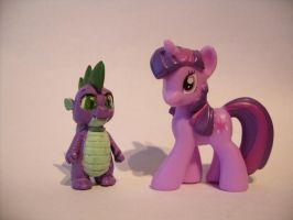 My Little pony- Spike mk.2 by Ben1138