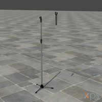 Microphone and stand by wadamen