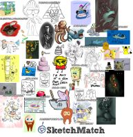 Sketchmatch - Project Educate by kangel